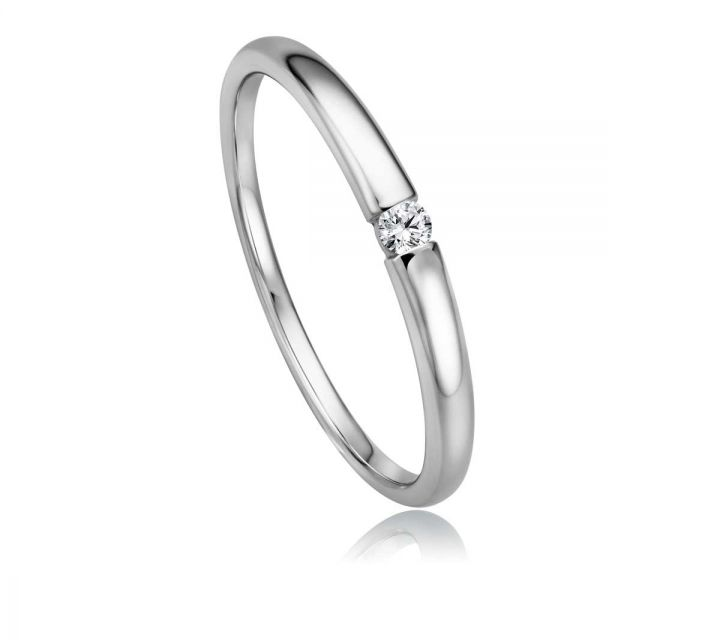 Ring Solitaire WG B108740-1-004ct
