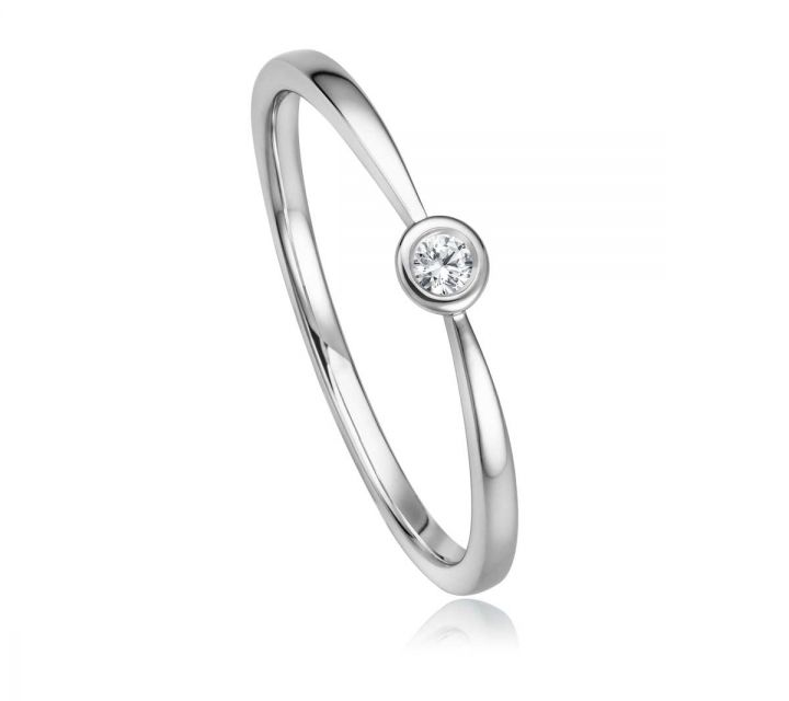 Ring Solitaire WG B108743-1-004ct