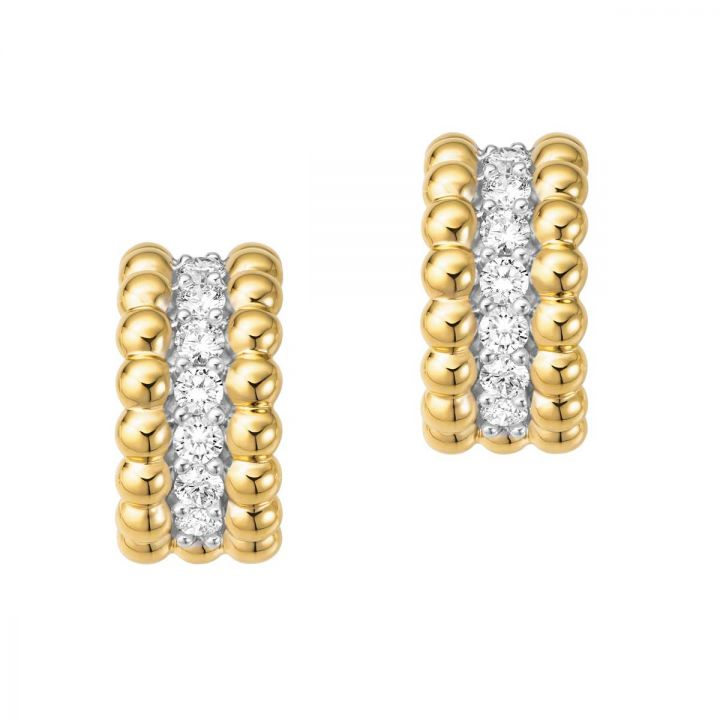 Stud Earrings Pallina