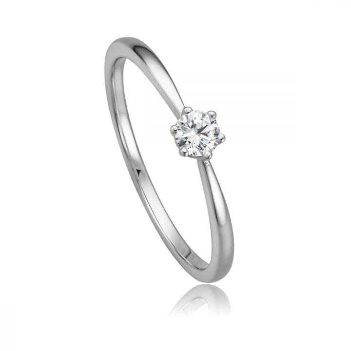 Ring Solitaire EH 4514