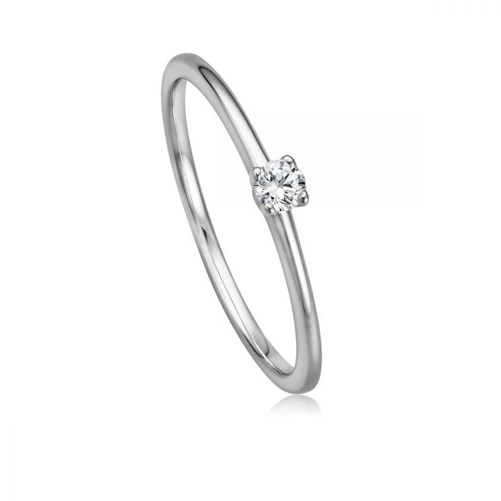 Ring Solitaire EH 4510