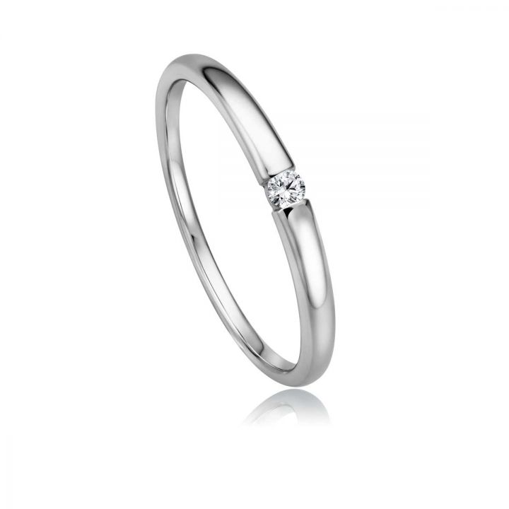 Ring Solitaire EH 4518