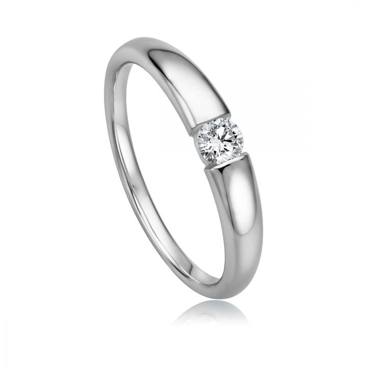 Ring Solitaire EH 4520