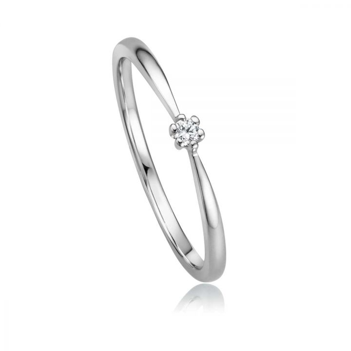 Ring Solitaire EH 4512